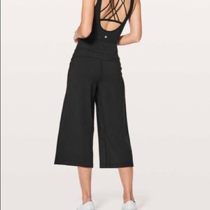 Lululemon Blissed Out Culottes, 6